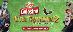 Golosino e Hotel Transilvania 2