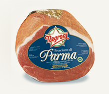 """Prosciutto di Parma g.U. ohne Knochen """"Pelatello"""""""