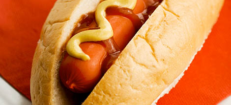 Hot Dog classico