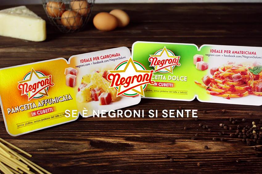 Cubetti di Pancetta Negroni