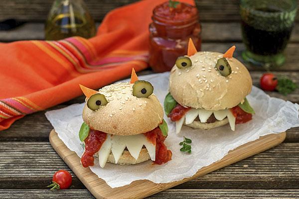Party di halloween tante idee per un buffet da paura for Ricette bambini