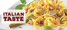 Italian taste recipe