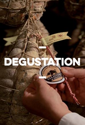 Culatello Negroni Degustation