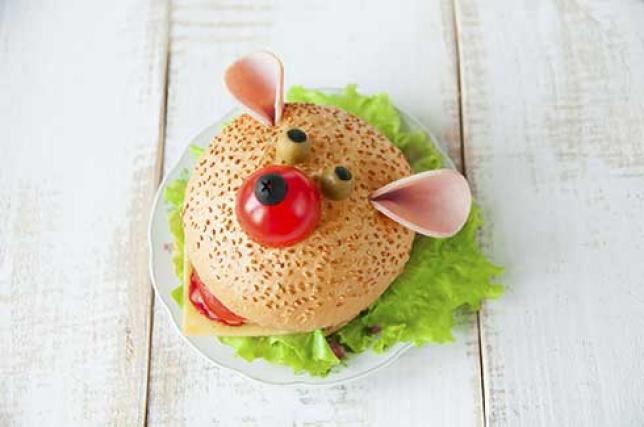 Ricette per bambini 5 panini divertenti e buonissimi - Ricette che possono cucinare i bambini ...