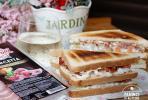 Club sandwich alternativo