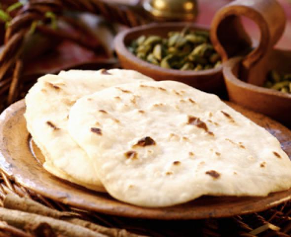 Pane Chapati fatto in casa