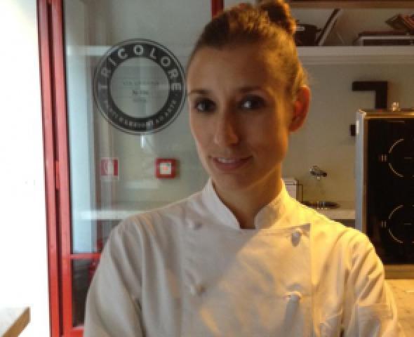 Veronica Paolillo, proprietaria di Tricolore Monti