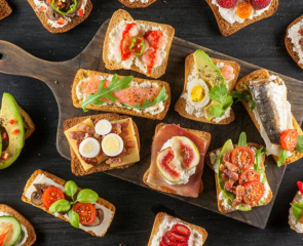 Fancy Toast: il locale cool per amanti del toast