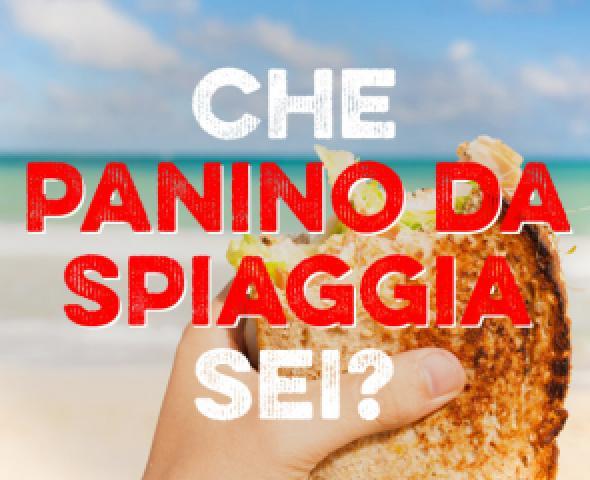 Test quale panino da spiaggia sei
