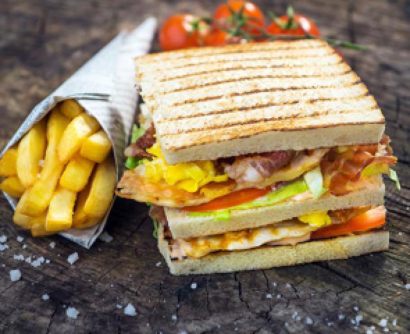 Club sandwich ricette