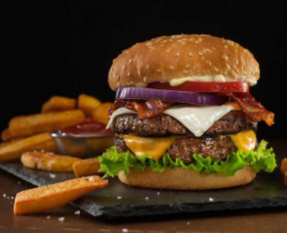 Storia dell'hamburger: dalla Svizzera all'America