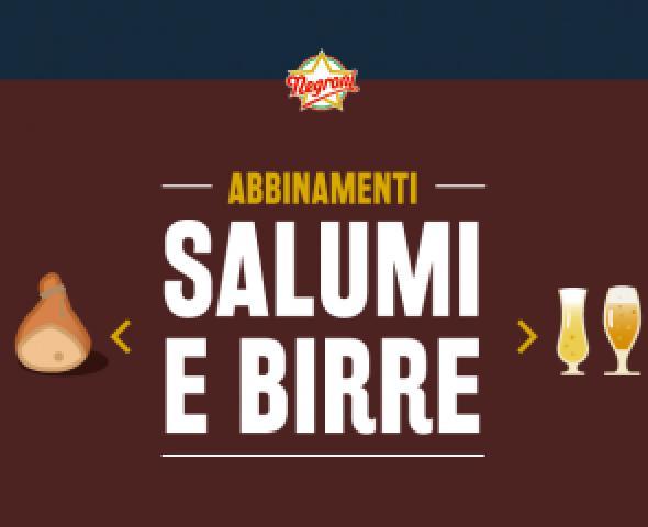 abbinamento salumi e birre