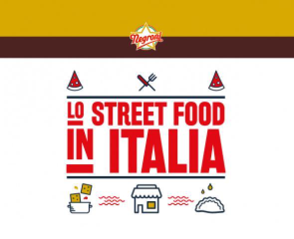 Street food in italia