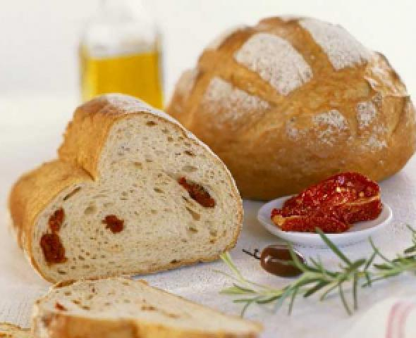 pane ai pomodori fatto in casa