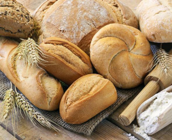 pane fatto in casa per le feste