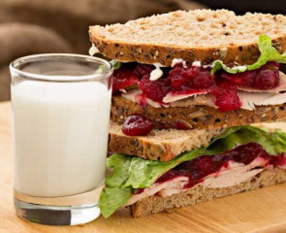 Club sandwich americano