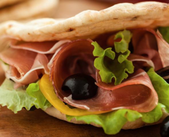 Spianata sarda: lo street food