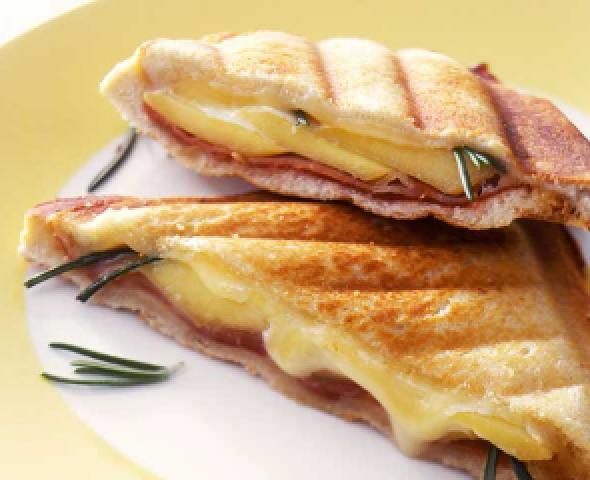 Toast farciti