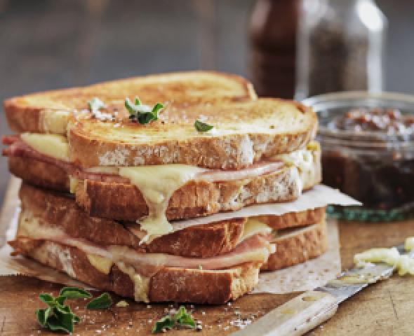 Toast al forno