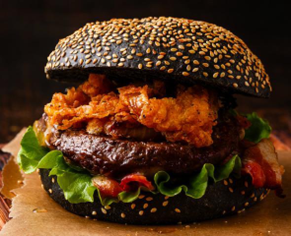 Wenom Burger