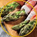 Involtini di asparagi e prosciutto crudo, la ricetta