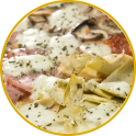 Pizza 4 Stagioni: here's how to make it at home