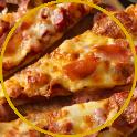 Pizza con speck, scamorza e noci