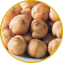 Zeppole salate: la ricetta per la festa del papà