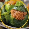 Zucchine ripiene di prosciutto la ricetta