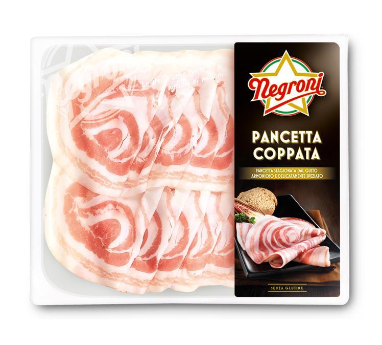 Pancetta coppata Negroni