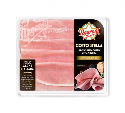 Premium-Kochschinken 100% Italienisches Fleisch