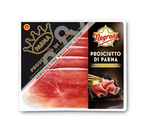 Prosciutto di Parma Negroni