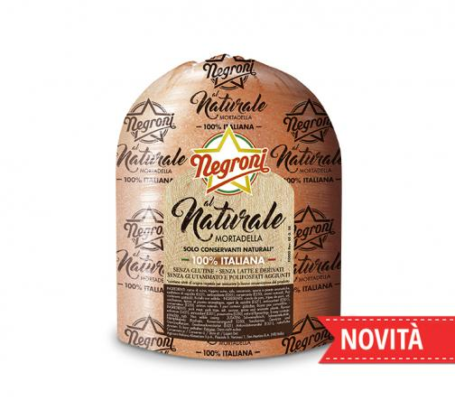 Mortadella 100 naturale