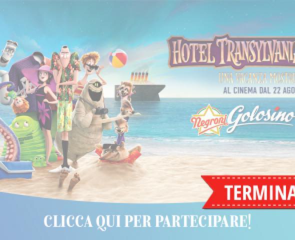 Golosino e Hotel Transylvania 3_terminato