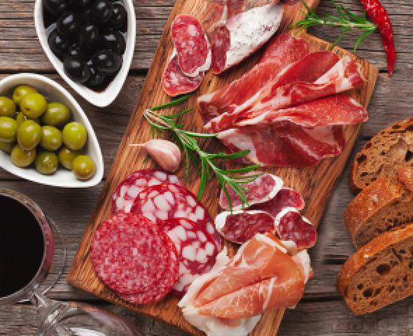 Festival di Sanremo 2019, le ricette per la cena