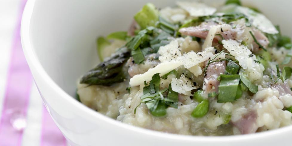 4. Asparagus Risotto - Risotto con gli asparagi ile ilgili görsel sonucu