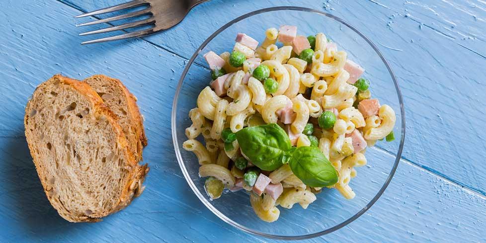 Piselli e prosciutto cotto pasta recipes