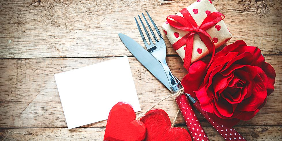 Menu di San Valentino last minute