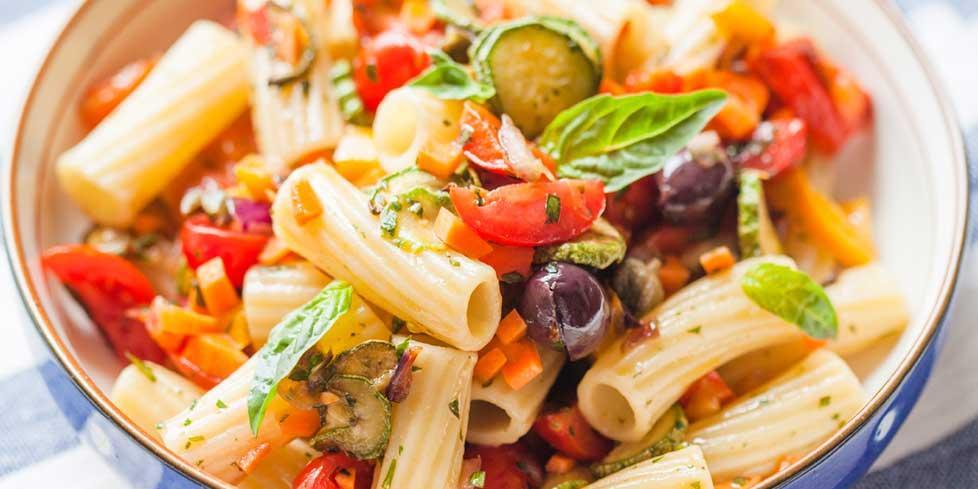 5 primi piatti estivi per un pranzo leggero negroni for Ricette primi piatti veloci bimby