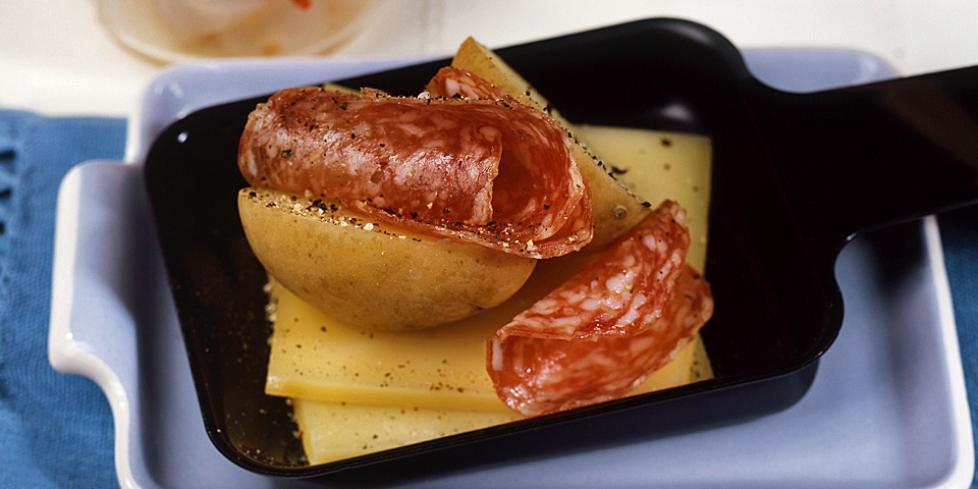 Raclette la ricetta originale