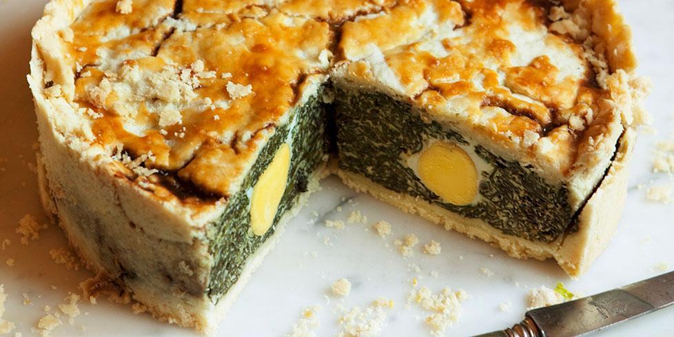 Torta Pasqualina ricetta tradizionale