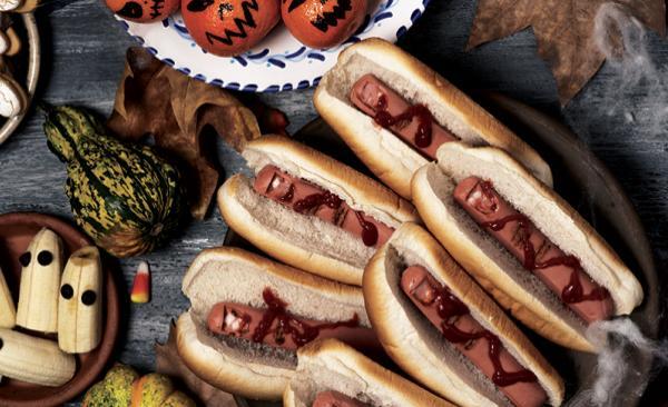 Menu di Halloween