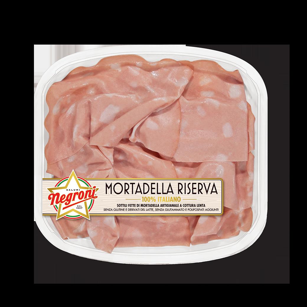 Mortadella Riserva 100% italiana