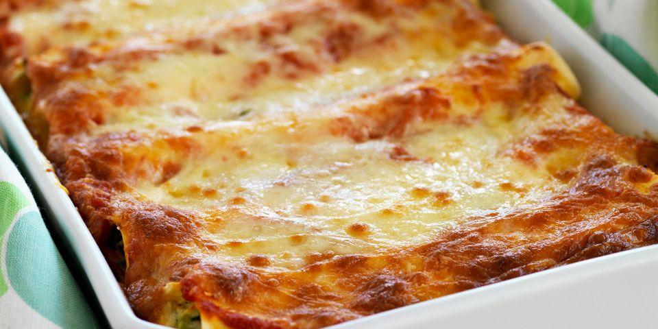 Cannelloni prosciutto