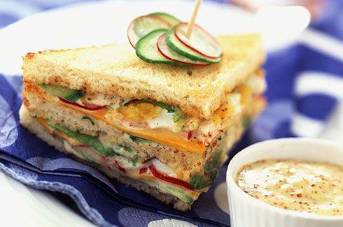 Club Sandwich La Ricetta Per Il Pranzo In Ufficio Negroni
