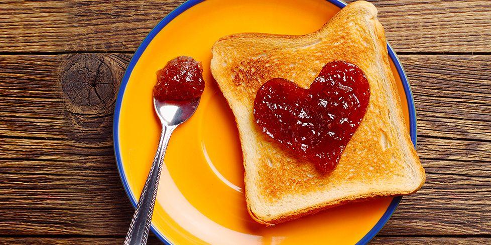 Colazione di San Valentino: le ricette più golose