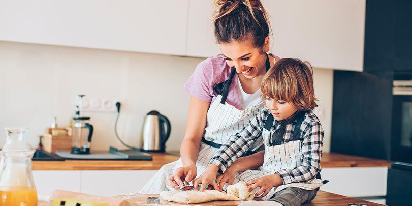 Festa della mamma: il menu fatto in casa
