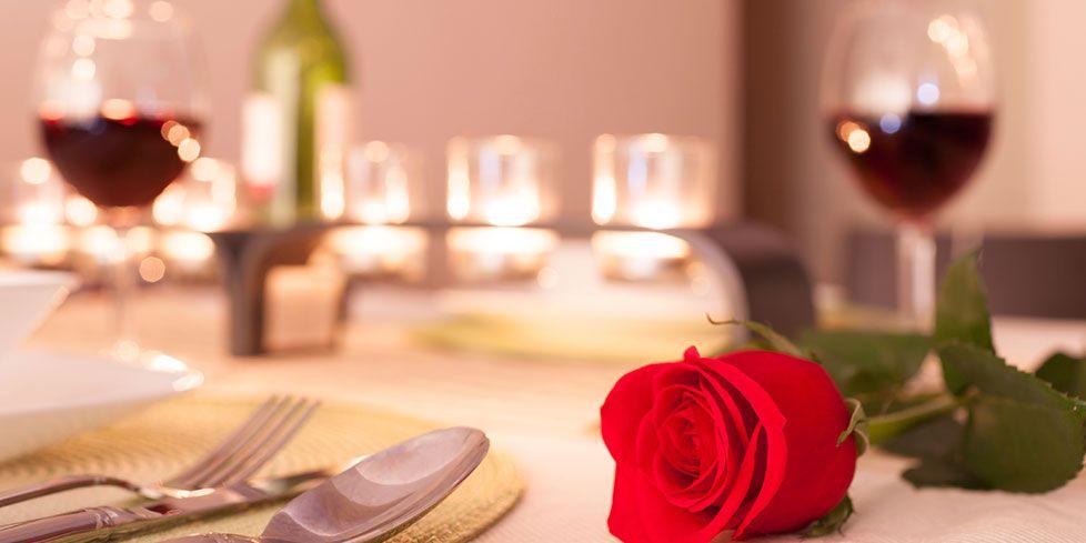 Menu Romantico di San Valentino