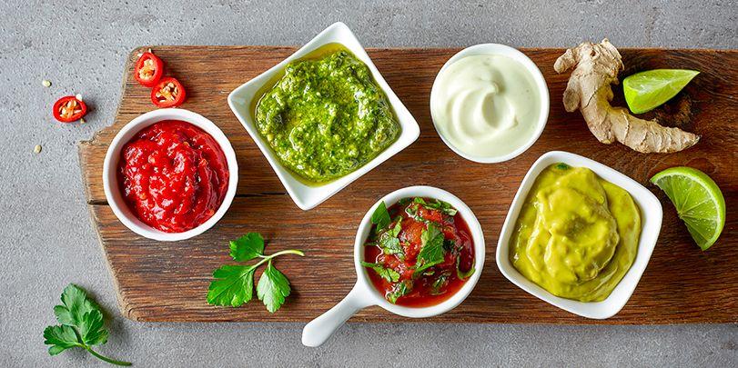 Salsa verde e salsa rosa, tutte le ricette di Natale