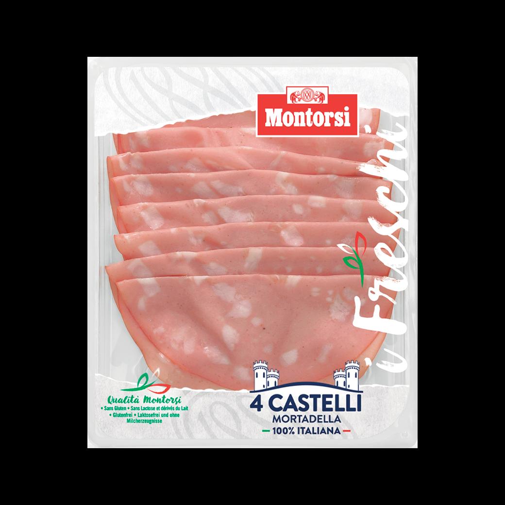 Mortadella 4 Castelli